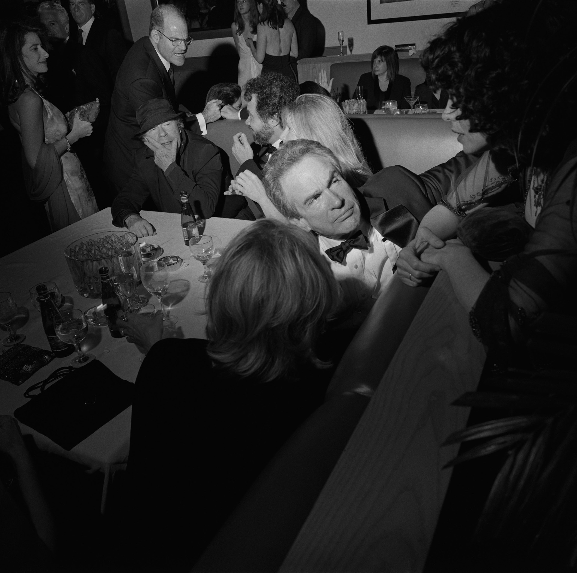 Larry Fink -Hollywood Parties - The Eye of Photography Magazine