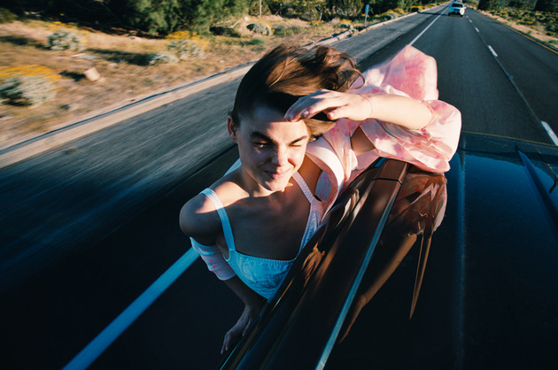 Bambi Northwood-Blyth by Tim Barber for Muse