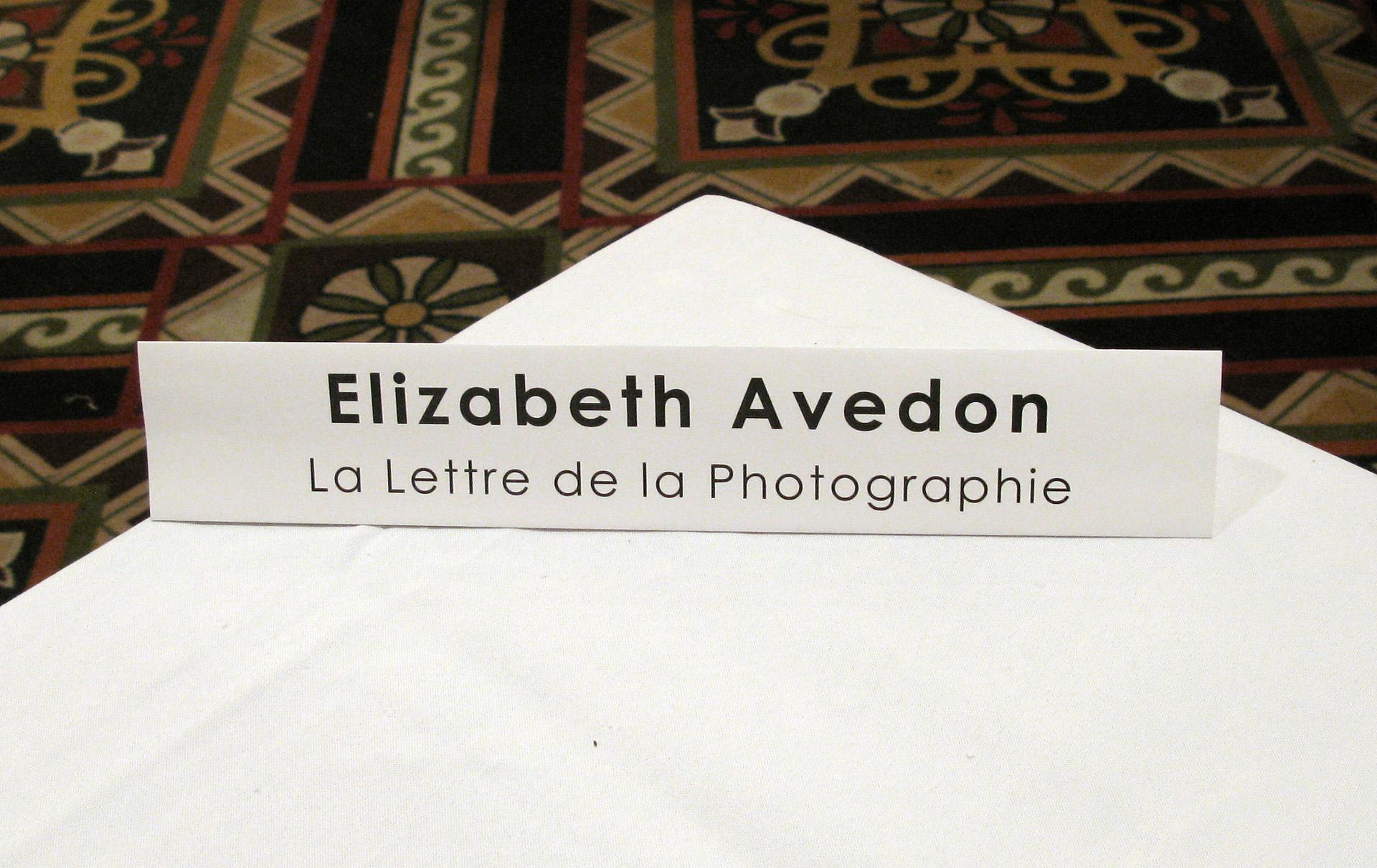Elizabeth Avedon -in Santa Fe, Part 2 - The Eye of
