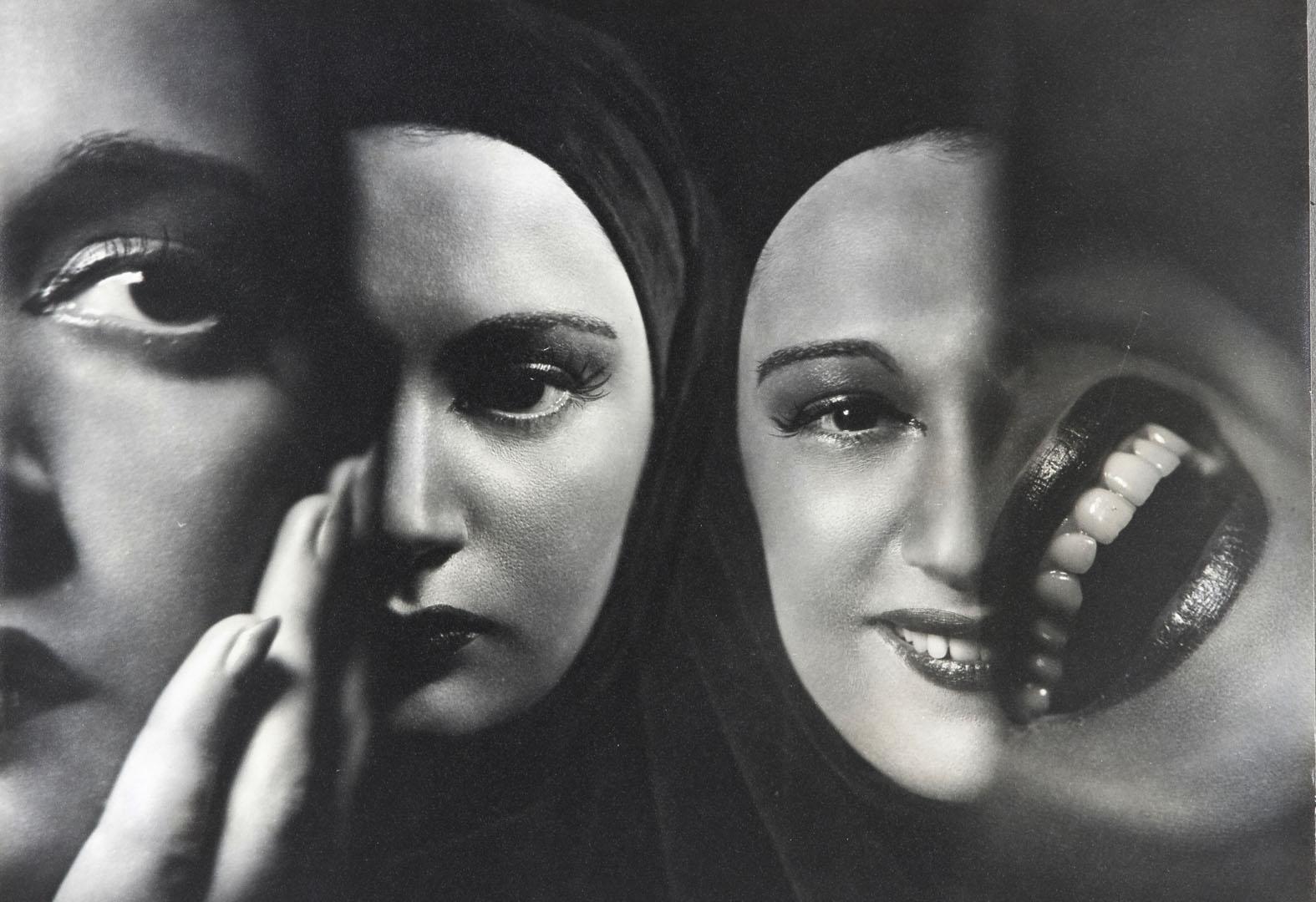 Caprichos, Anita Grim, 1936 © Annemarie Heinrich