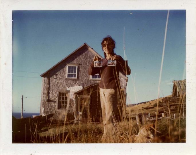 Portland, Robert Frank: Polaroids