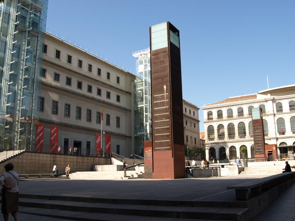 Infinity Award 2012 Museo Nacional Centro De Arte Reina Sofia
