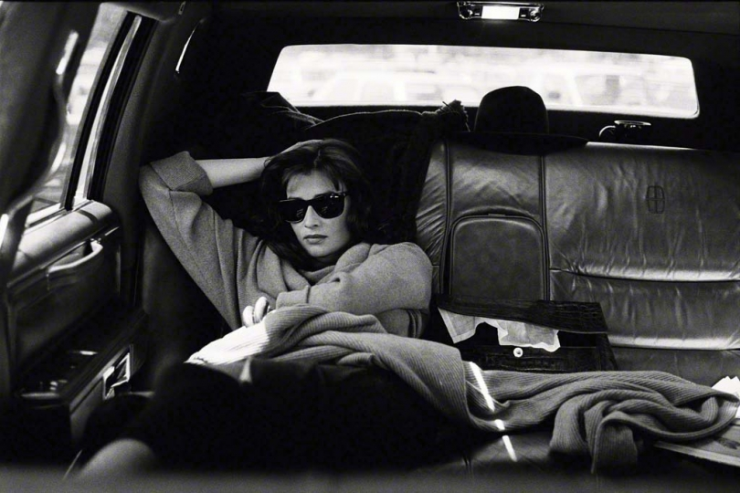 Rosemary McGrotha New York City, 1987 © Denis Piel