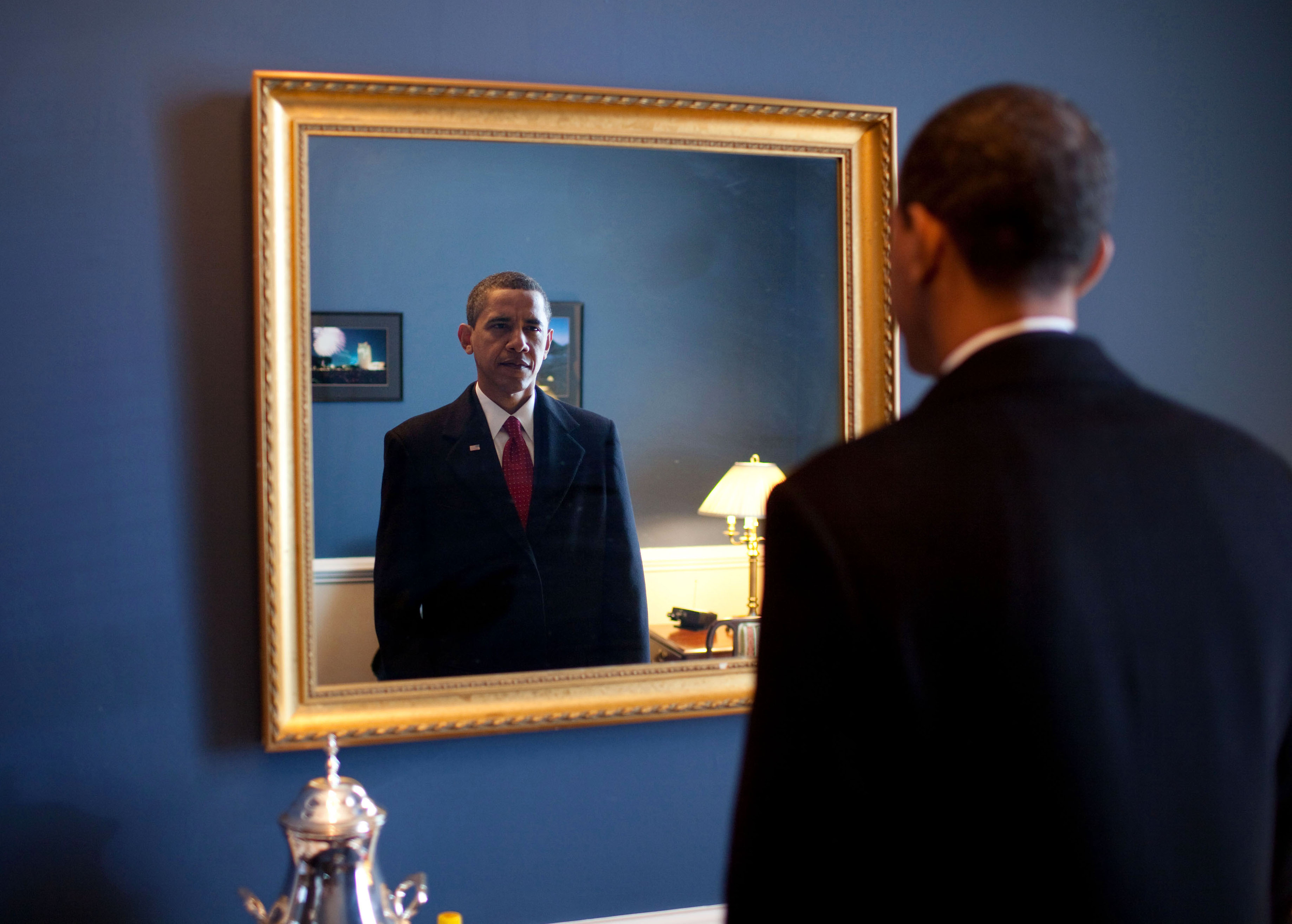The Way I See It: A Conversation With Pete Souza