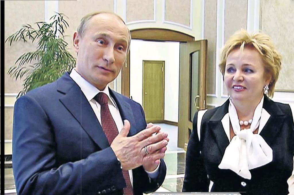 Биография Владимира Путина | Сайт Путина