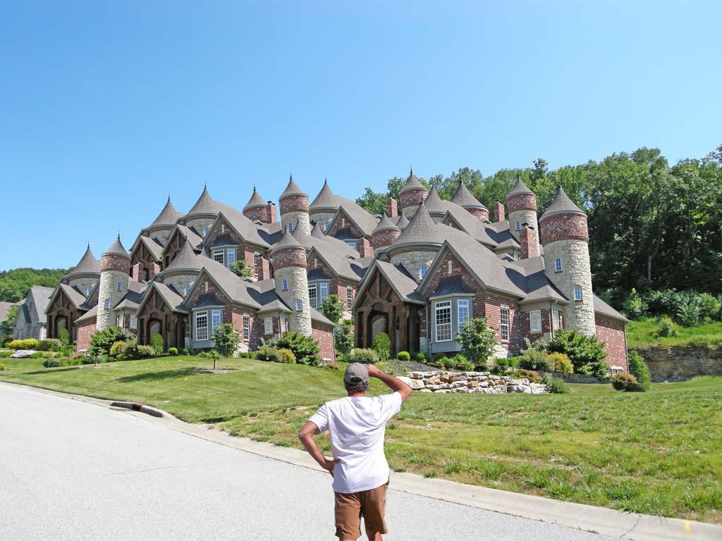 Dream Houses Michael Jantzen