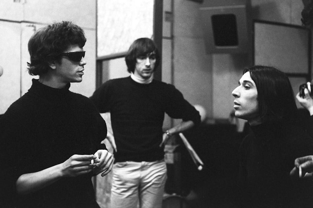Steve Schapiro: Lou Reed, Nico and the Velvet Underground