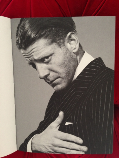 Lapo Elkann from 'The Italian' by Wayne Maser & Glenn O'Brien