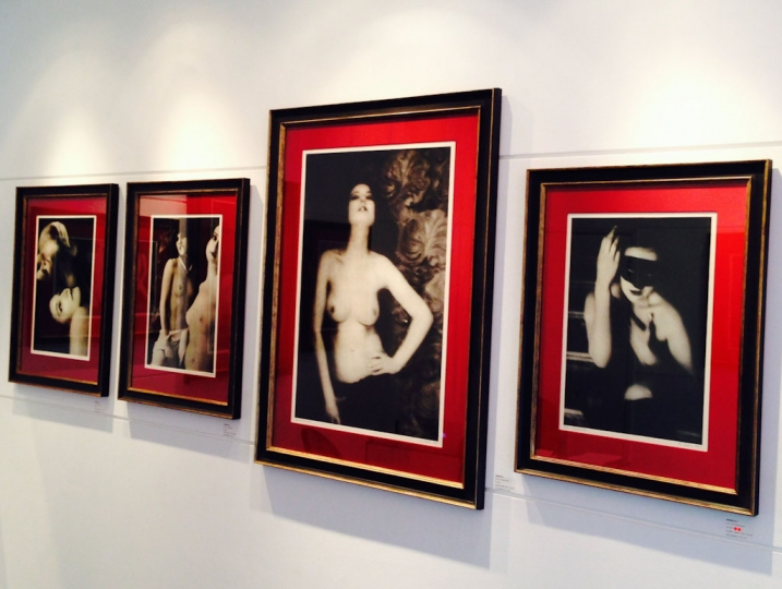 3. Vee Speers: Bordello photographs at The Little Black Gallery