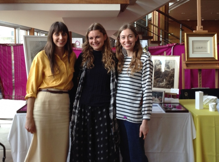 9. Michaela Meadow, Beni Lux & Anouska Beckwith at Women of the World Festival