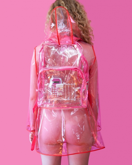 In Rhode Island it's illegal to wear transparent clothing © Olivia Locher / Redux