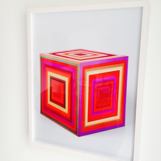 [7] Jessica Eaton from the series 'Cubes'