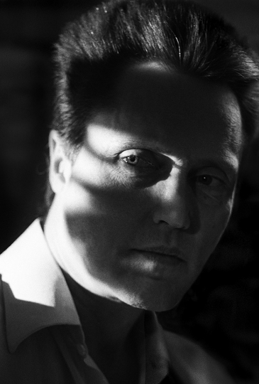 Christopher Walken, New York City 1983 © Michael Tighe