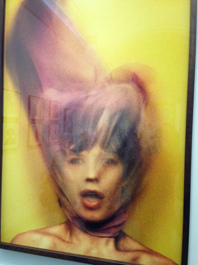 [Photo 3] Mick Jagger by David Bailey at the National Portrait Gallery