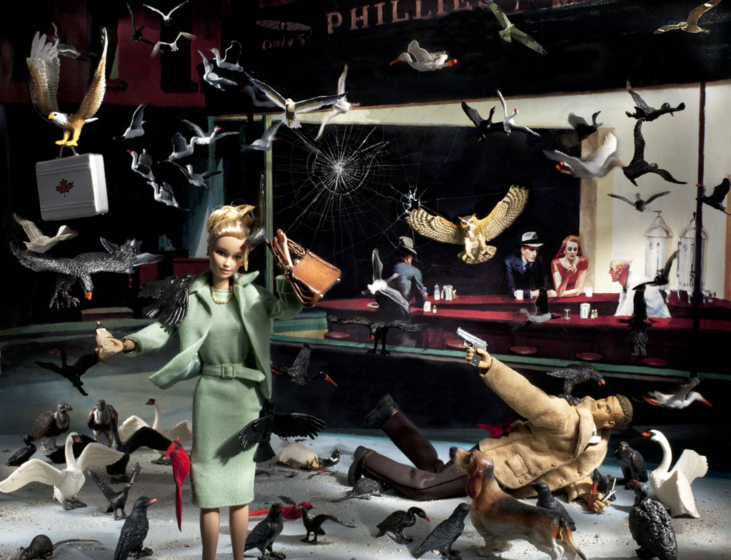 NIghthawks (What would Jack Bauer do)  © Diana Thorneycroft