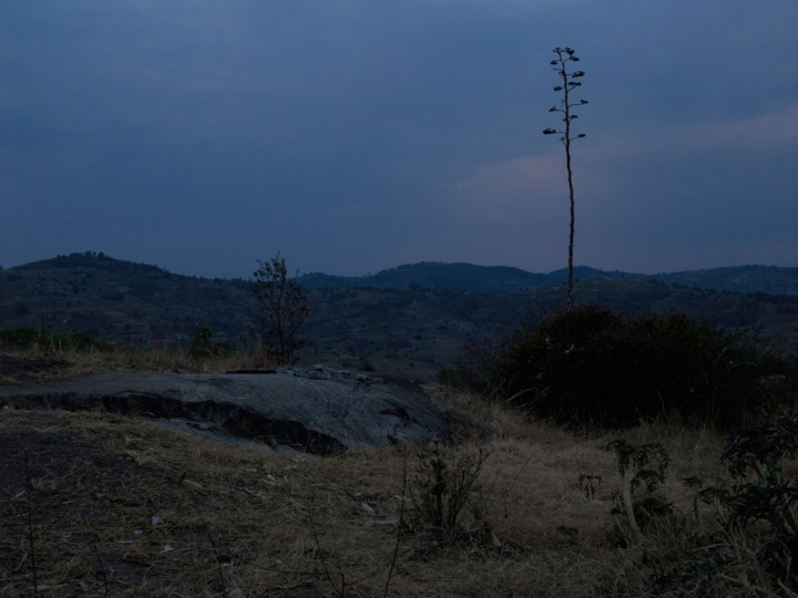 Love Radio, Landscape. Musambira, South © Anoek Steketee