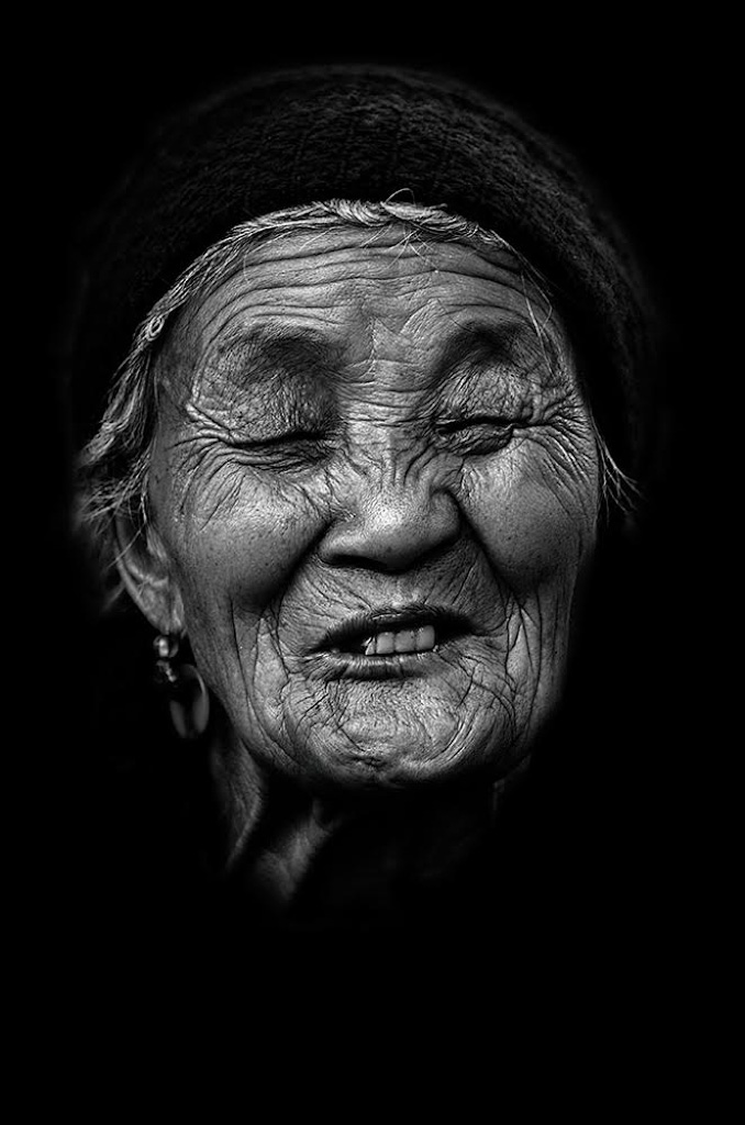 Smile of a Life: Chine 2014, Wase, province du Yunnan © André Alessio