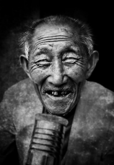 Peal of laughter: Chine 2014, Jianshui, province du Yunnan © André Alessio