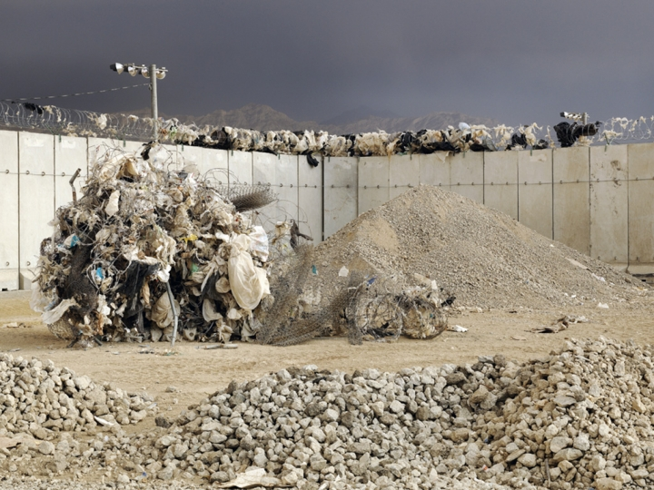 Bagram, Day 4 © Edmund Clark