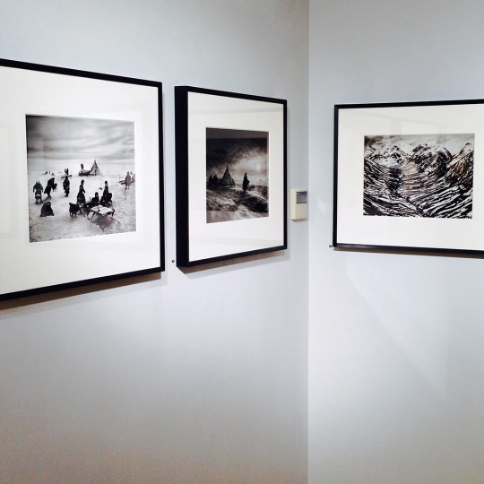 Sebastiao Salgado exhibition @ Beetles + Huxley