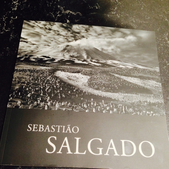 Sebastiao Salgado catalogue from Beetles + Huxley rn