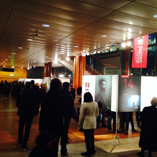 World Press Photo of the Year 2014 @ Southbank Centre rn