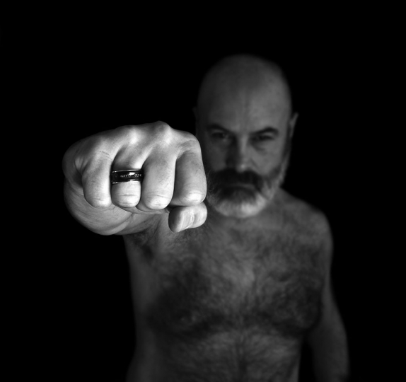 Fist © Nigel Maudsley