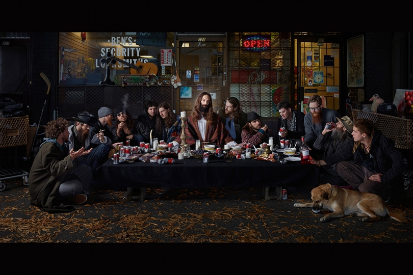 Last Supper © Dina Goldstein