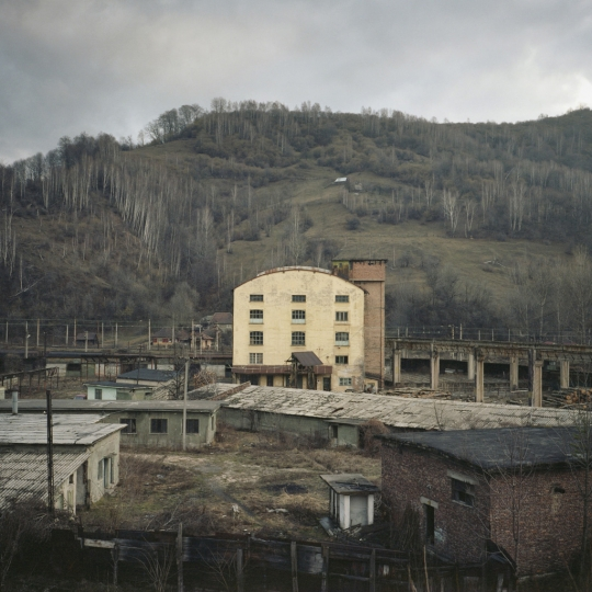 Post Industrial Stories © Ioana Cirlig and Marin Raica