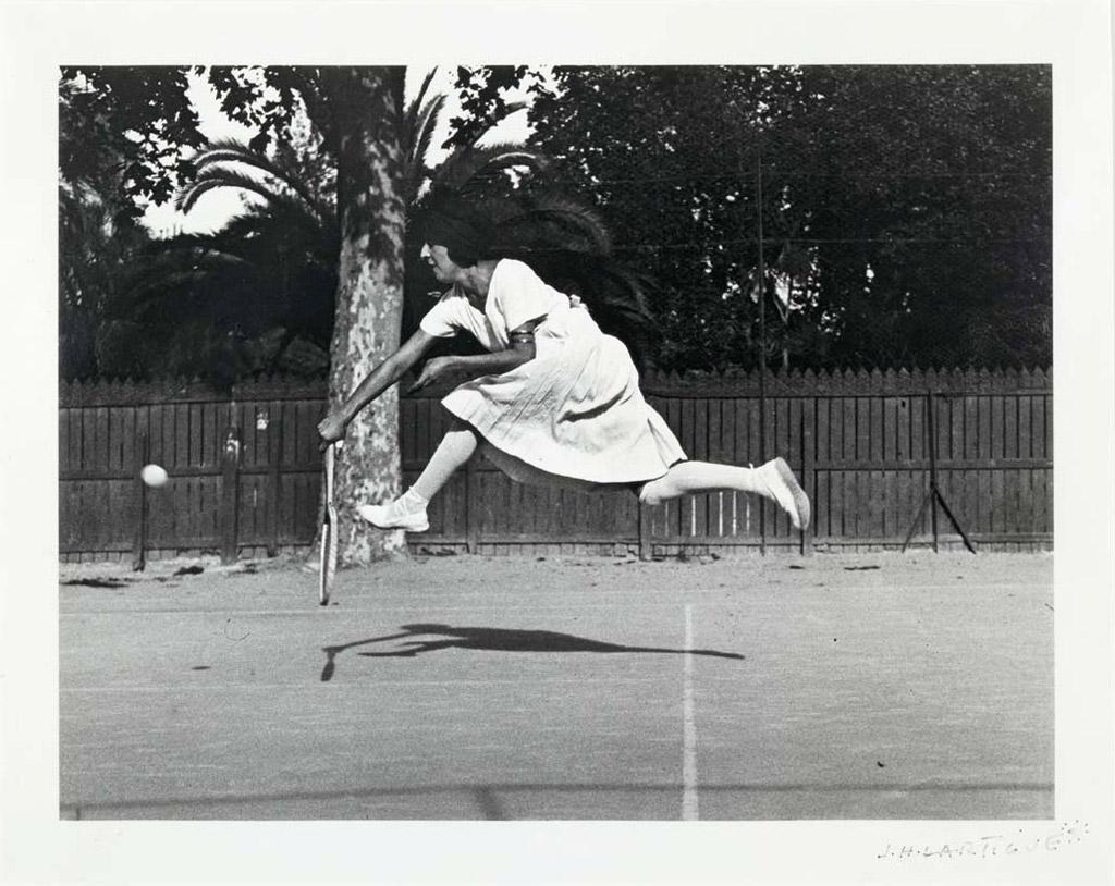 Suzanne Lenglen by Jacques Henri Lartigue 1921 The Eye of