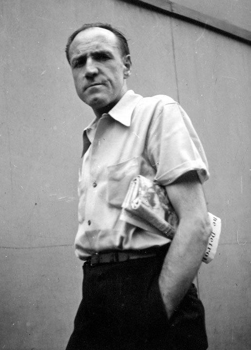 walker evans Walker evans, recognized as the preeminent photographer of his generation, created many of his iconic images in new orleans and along louisiana's river road.