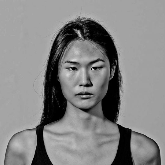 Portrait of Xuan by Simon ProcternKarin Agencyn