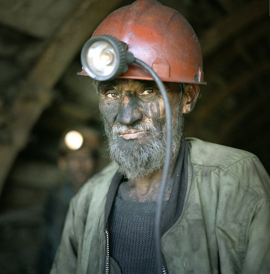The Cost for Coal in Afghanistan © Beb Reynol