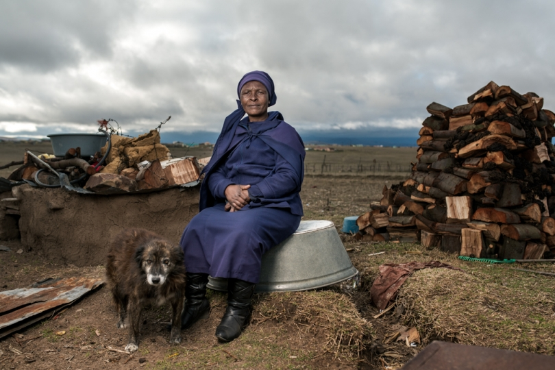 Nosipho Eunice Dala is the widow of Zwelakhe Dala who died in 2015. He worked in the gold mines for 28 years and developed silicosis. He received no compensation.