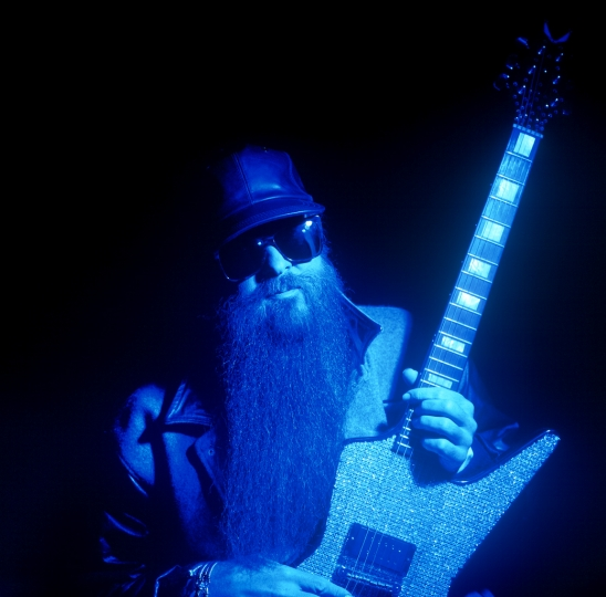 © George DuBose, billy gibbons-zztop