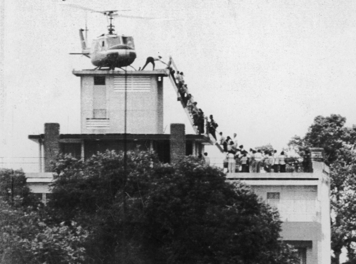 Hubert Van Es Saigon Evacuation