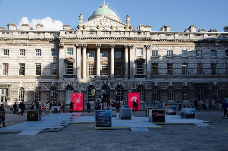 Somerset House. Photo London