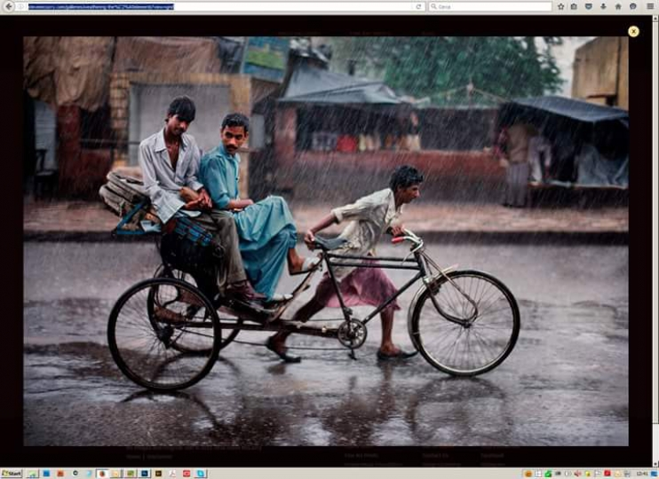 © Steve McCurry manipulated