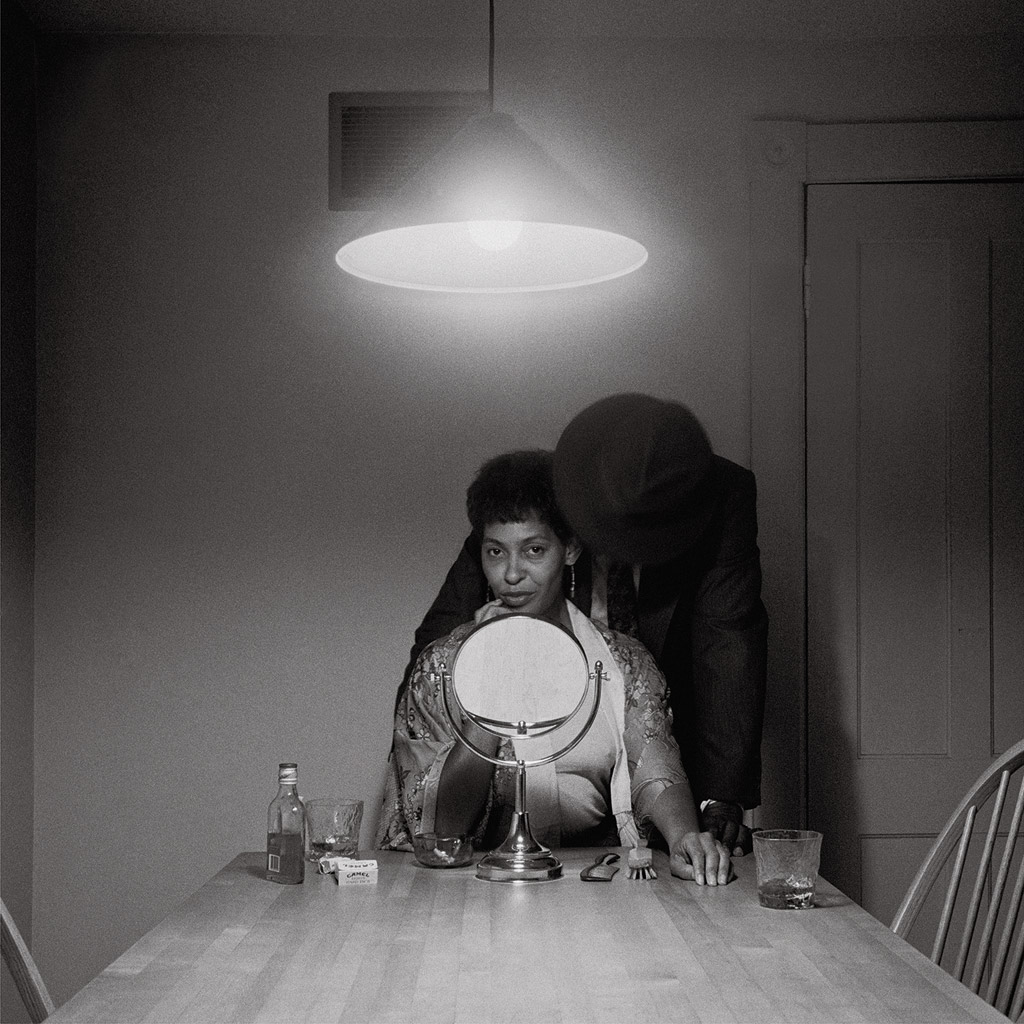 Carrie Mae Weems Kitchen Table Series Carrie mae weems kitchen table series the eye of photography carrie mae weems untitled man and mirror gelatin silver print 27 14 x 27 14 inches 69 2 x 69 2 cm carrie mae weems kitchen table series workwithnaturefo