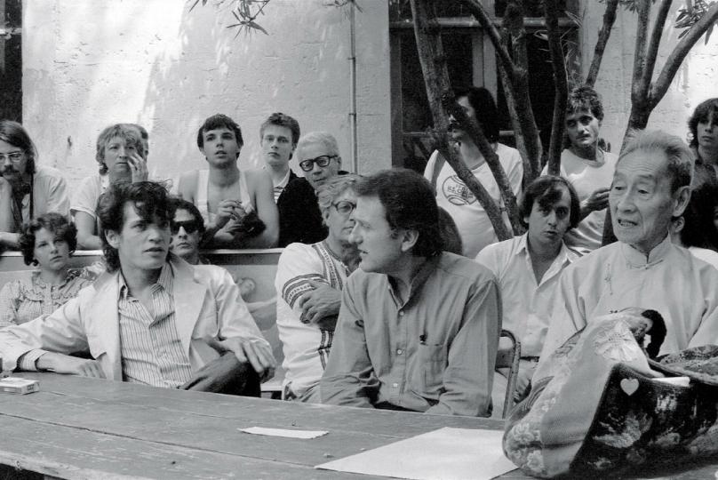 Denis Barrau – Rencontres d'Arles, the Beginnings