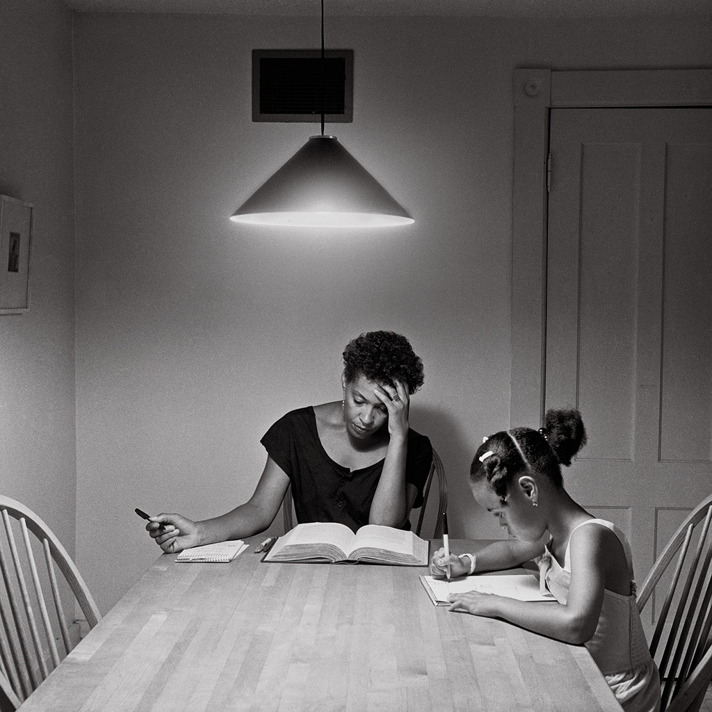 Carrie Mae Weems Kitchen Table Series The Eye Of