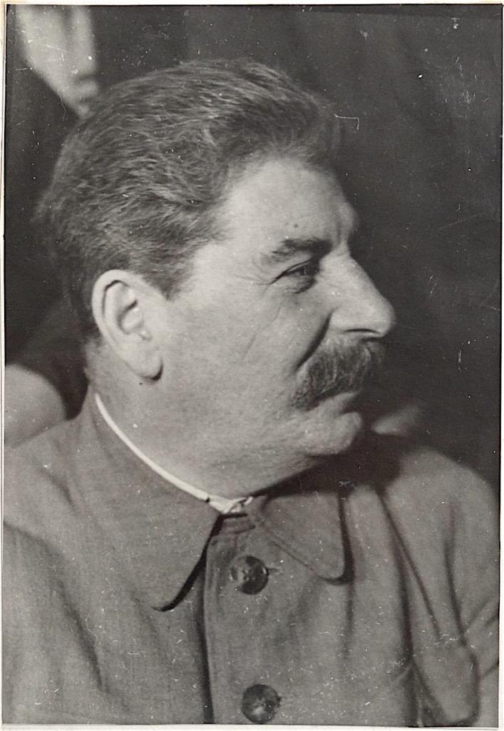 "Propaganda Portrait : Joseph Stalin, ""Father of Nations"" - The Eye of  Photography Magazine"