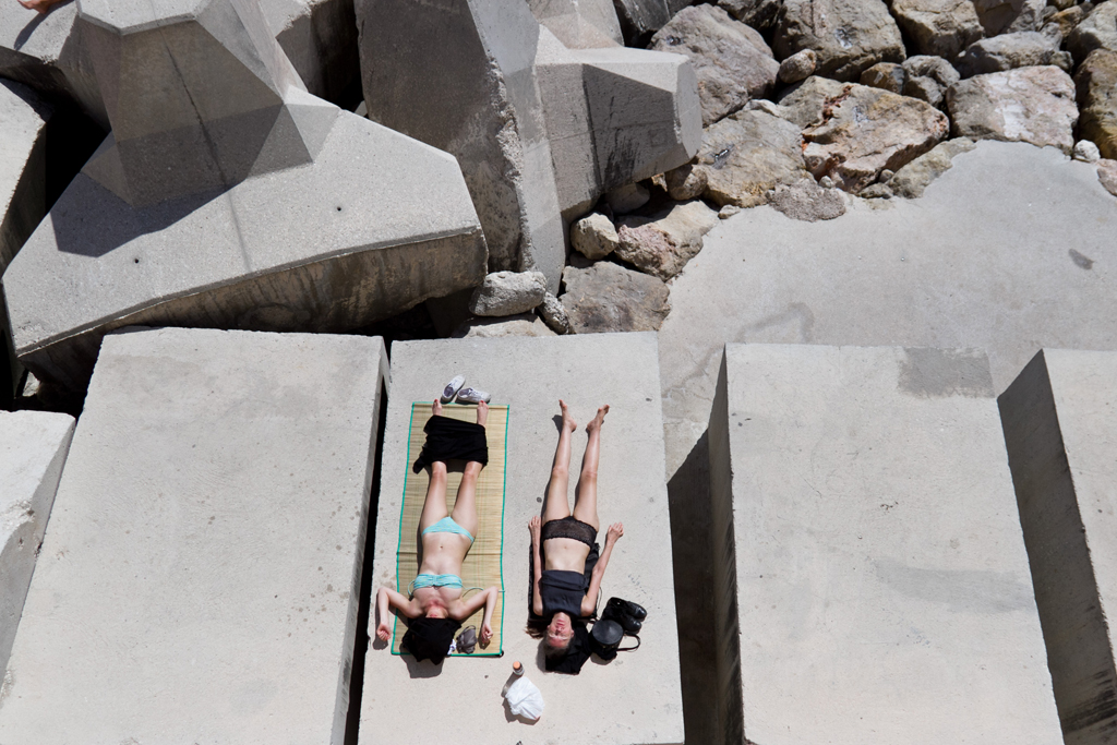 Fanny Genoux : From where I stand The Eye of Photography