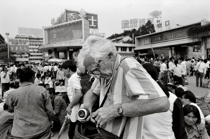 Marc Riboud by Xiao Quan