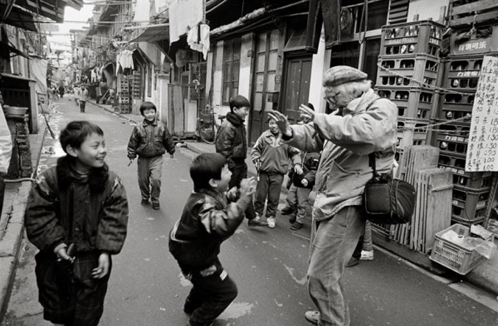 Fabuleux Marc Riboud in China, in the eye of his assistant - The Eye of  DS59