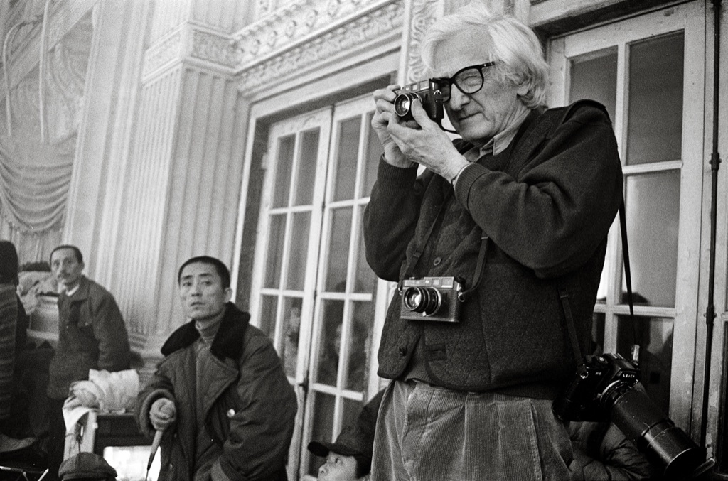 Connu Marc Riboud in China, in the eye of his assistant - The Eye of  LO02