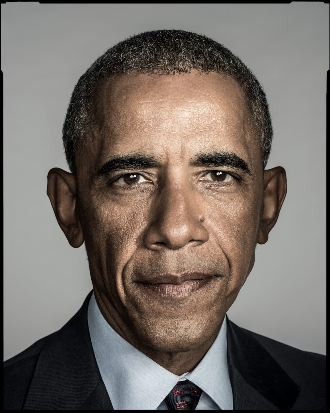 Dan Winters' Obama - The Eye of Photography