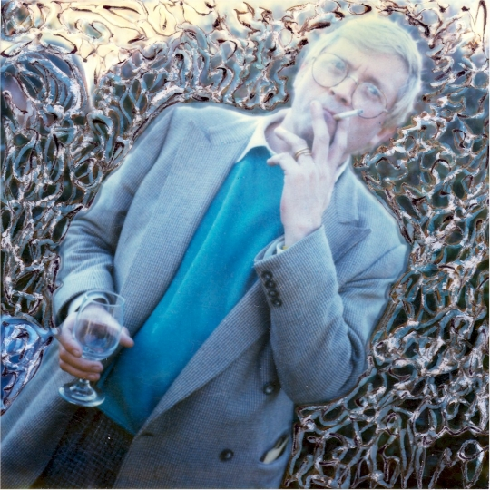 © Michael Dare, David Hockney