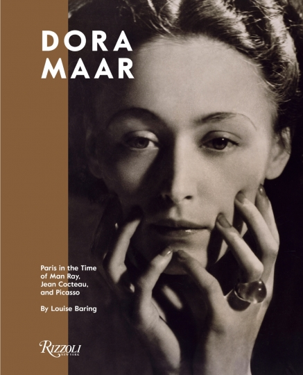 Cover of the book © Dora Maar