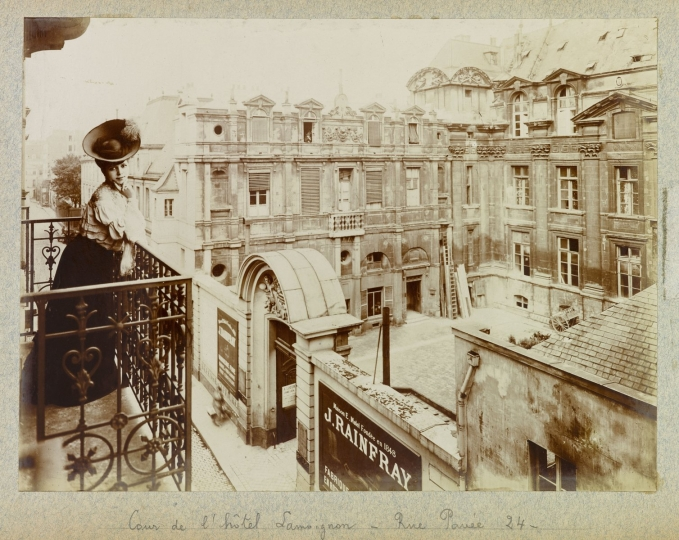 Hotel Rue Berger Paris